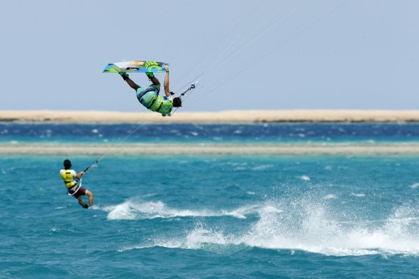 Red Sea Kitesurf World Cup 2014.  Foto: HOCH ZWEI / Juergen Tap