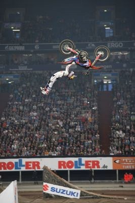 Freestyle of Nations 2014.  Foto: NIGHT of the JUMPs