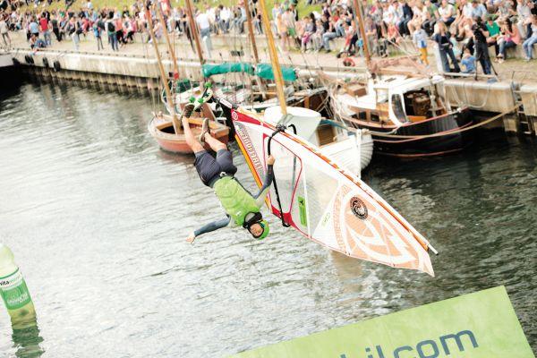 Rückblick Ocean Jump Weltmeisterschaft 2013.  Foto: Veranstalter