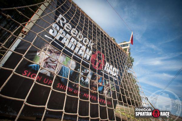 Spartan Race Wiehl 2014.  Foto: Veranstalter