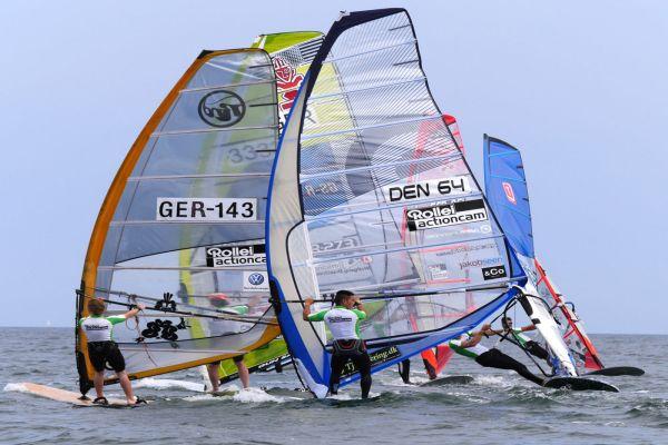 Rollei Windsurf Cup Fehmarn 2014. Foto: Veranstalter