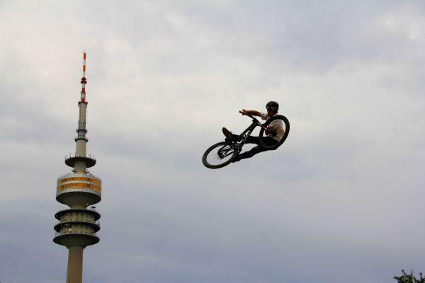 Munich Mash BMX Street Rink 2014.  Foto: Nico Heindl