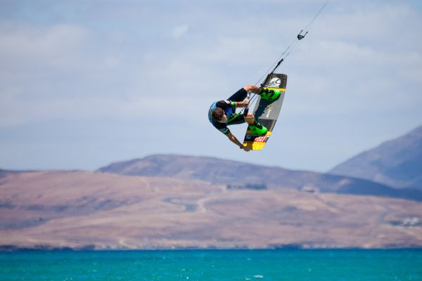 Kiteboarding World Cup Fuerteventura 2014.  Foto: PS