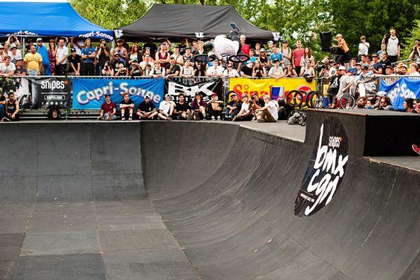 BMX Cologne 2014.  Foto: Martin Ohliger