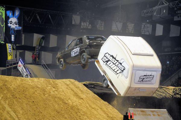 Masters of Dirt Deutschland 2014.  Foto: Ricky Monti