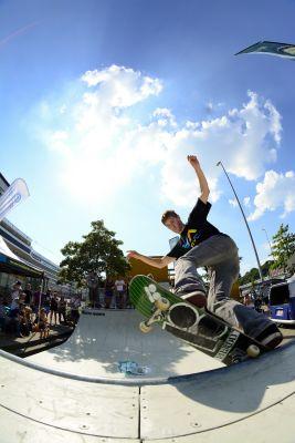 Surf & Skate Festival K�ln 2014.  Foto: Michi Reinhardt