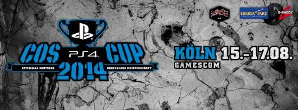 PlayStation COS Cup Köln.  Foto: Veranstalter