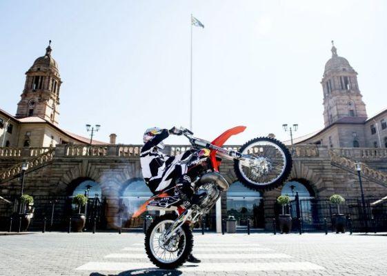 Red Bull X-Fighters Pretoria 2014.  Foto: Red Bull Content Pool