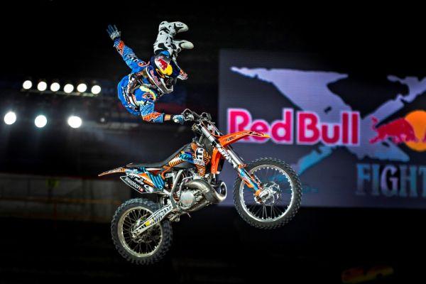 Red Bull X-Fighters Pretoria 2014.  Foto: Veranstalter