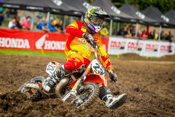 ADAC MX Masters Gaildorf 2014.  Foto: ADAC Motorsport