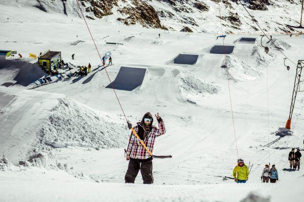 Moreboards Stubai Premiere 2014.  Foto: Stefan Eigner