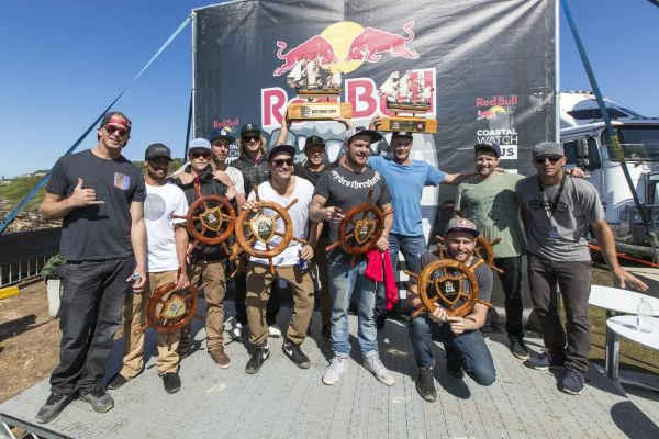 Red Bull Cape Fear Sydney 2014.  Foto: Andy Green/Red Bull Content Pool
