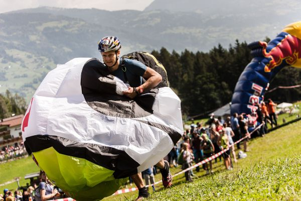Red Bull Dolomitenmann Lienz 2014. Foto: Martin Lugger/ Red Bull Content Pool