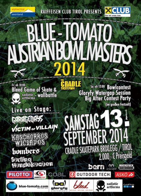 Austrian Bowl Masters 2014. Foto: Veranstalter