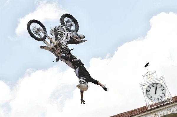 10 Fragen an Remi Bizouard.  Foto: Daniel Grund/Red Bull Content Pool