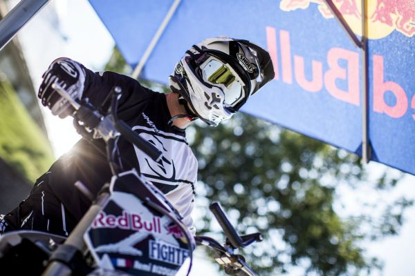 10 Fragen an Remi Bizouard.  Foto: Andreas Langreiter / Red Bull Content Pool