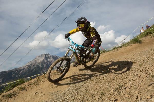 iXS European Downhill Cup Leogang 2014:  Foto: Veranstalter