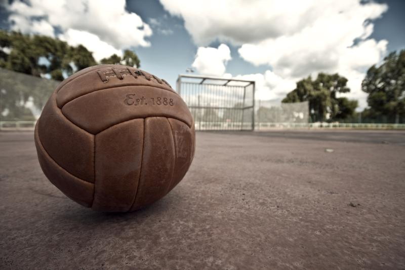 Street Football.  © Eduard Warkentin / Fotolia.com