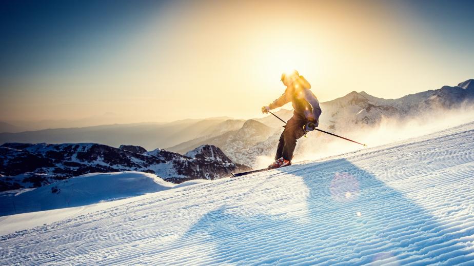 Skifahrer.  © istock.com/vm