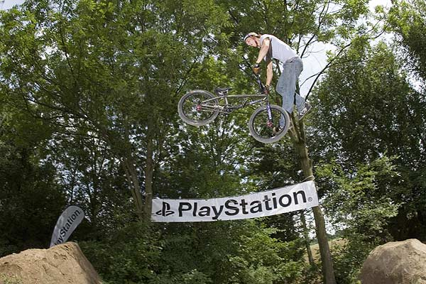 Playstation The Champ Series 2007 Foto: Veranstalter