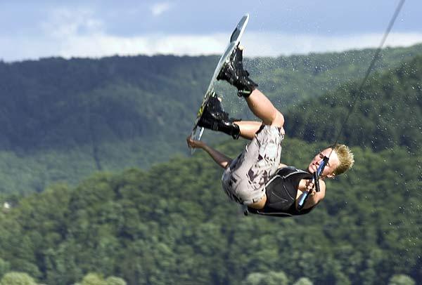 Abel Vegter aus den Niederlanden Foto: Joe Wyneken, trick17