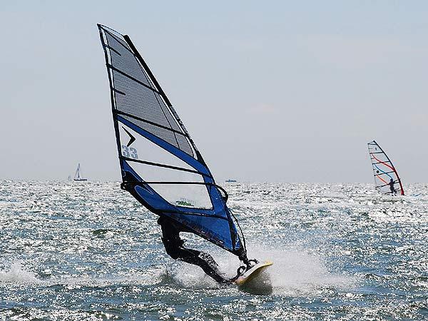 Windsurfer Foto: Tonix Pictures