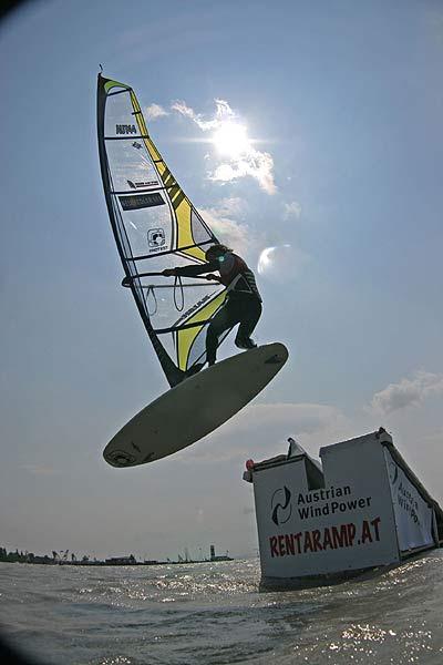 Rampe beim Surf Festival Brouwersdam