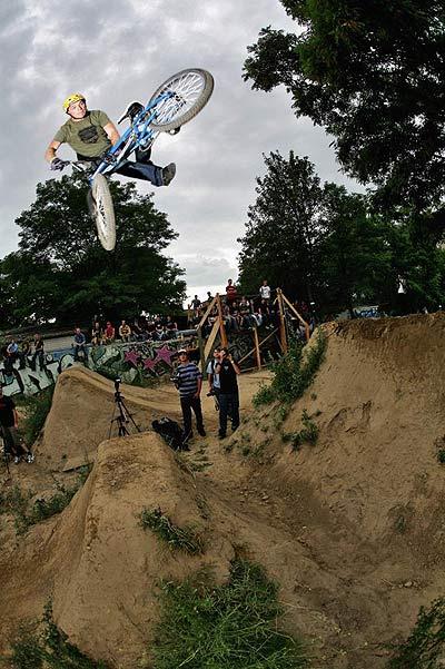 BMX Park Woergl Foto: Ulrich