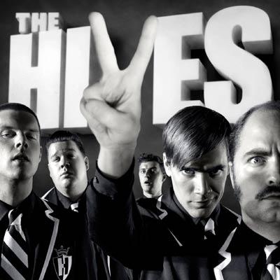 The Hives kommen zum Air & Style nach München Foto: Veranstalter