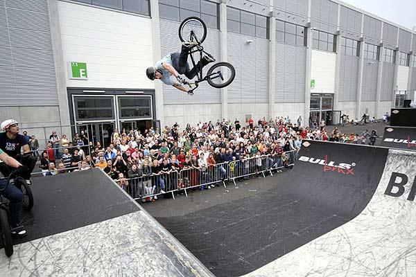 Bulls Spine Jam Foto: spielbetrieb/Tim Buchholz